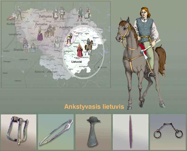 Литвины и белорусы
